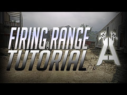 Firing Range Combat Axe Bomb Defend Spots | Black Ops 4 | xAMKClan