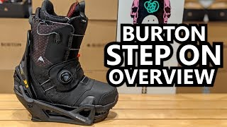 2020 Burton Step On Complete Overview