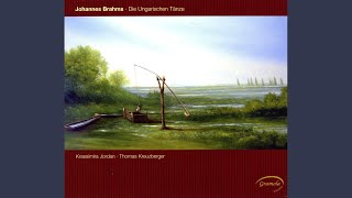 21 Hungarian Dances, WoO 1 (version for piano 4 hands) : No. 13 in D Major: Andantino grazioso