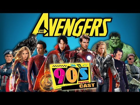 Your Morning Show - If the Avengers was made in the 90's
