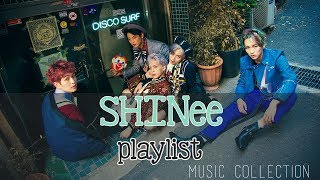 SHINee Music Collection | 샤이니 노래 모음 (2008-2018)