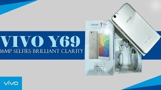 Vivo Y69 Review and Unboxing