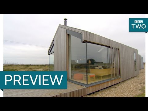 Eye-catching house by the seaside  - The House That £100k Built: Episode 5 Preview - BBC Two