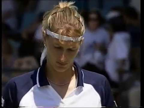 1999 Sydney 2nd Round Steffi Graf vs Serena Williams