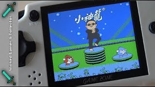 New Version & Improved 8-Bit Handheld / China Portable System from GAME ZONE