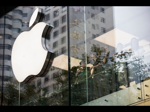 Apple has just promised to pay a gigantic $38 billion tax bill