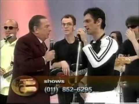 Titãs no programa Raul Gil (1999)