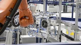 핸들링 기술- 툴체인져 로봇 부품