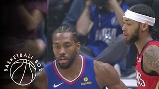 [NBA] New Orleans Pelicans vs Los Angeles Clippers, Full Game Highlights, November 24, 2019