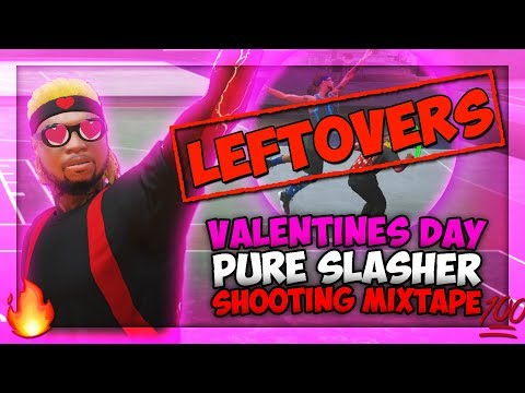 [Leftovers] Valentine's Day Mixtape Leftover Clips!! NBA 2K19 Unused Slasher Clips