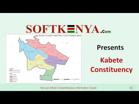 Kabete Constituency