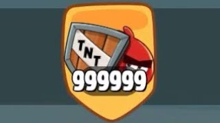Angry Birds New Hack Gems Tnt Shields Mighty League