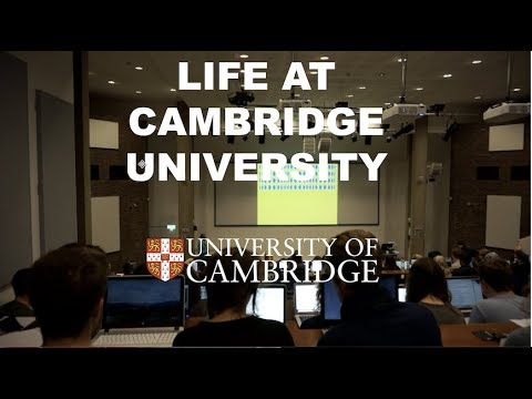 A DAY IN THE LIFE AT CAMBRIDGE UNIVERSITY