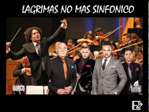 NUEVO!! GUACO - LAGRIMAS NO MAS - SINFONICO - BIDIMENSIONAL