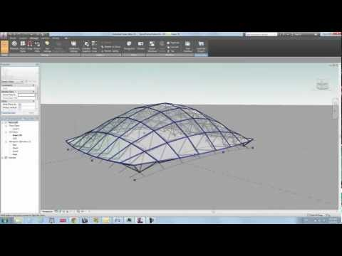 buildz: Space Frame Quickie