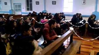 Misa de Aniversario 2 de nuestro Liceo Rodulfo Amando Philippi