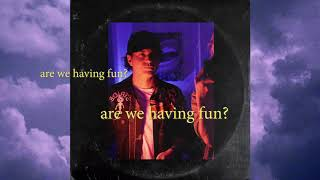 Kevin Rudolf - Are We Having Fun? (Official Lyric Video)