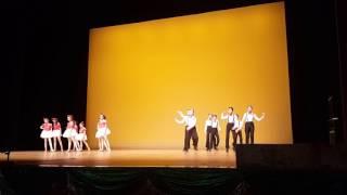 WSCMS《社交舞表演》 伍時暢紀念學校2017