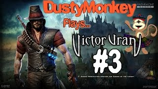 Victor Vran: Early Access #3 - The Befouled Tomb