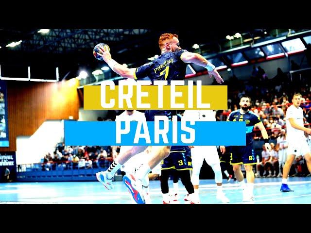 Résumé de Créteil/Paris (J03 - Liqui Moly StarLigue)