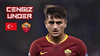 Cengiz Under 2018-2019 - Turkish Wonderkid - Crazy Skills Show - AS Roma