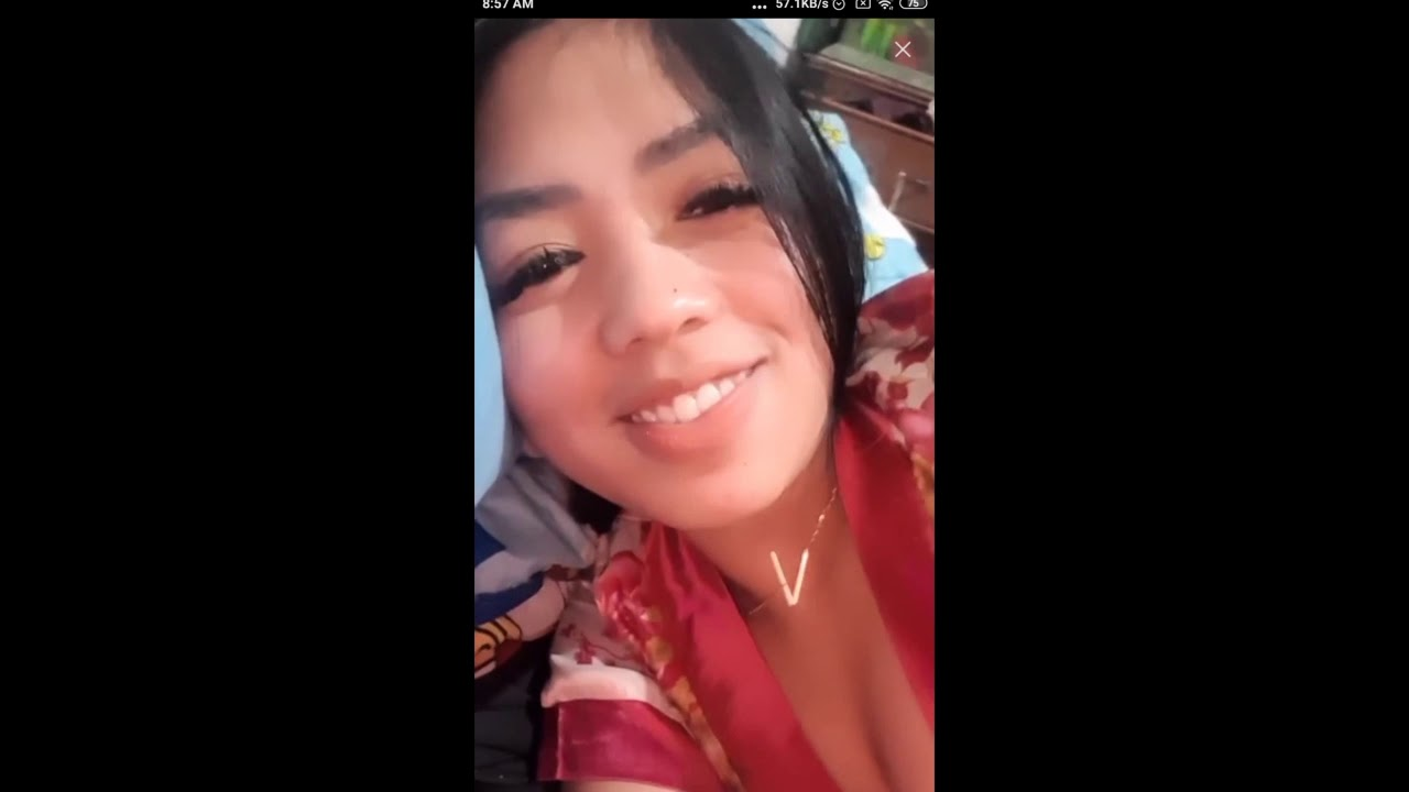 Download BANGUN TIDUR MASIH PAKAI KIMONO SIAP TEMANI PARA PASCOL   BIGO LIVE