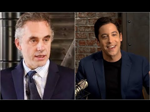 NEW!! JORDAN PETERSON'S FULL INTERVIEW WITH MICHAEL KNOWLES AT THE DAILY WIRE