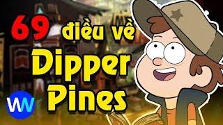 69 điều có thể bạn chưa biết về Dipper Pines   Gravity Falls