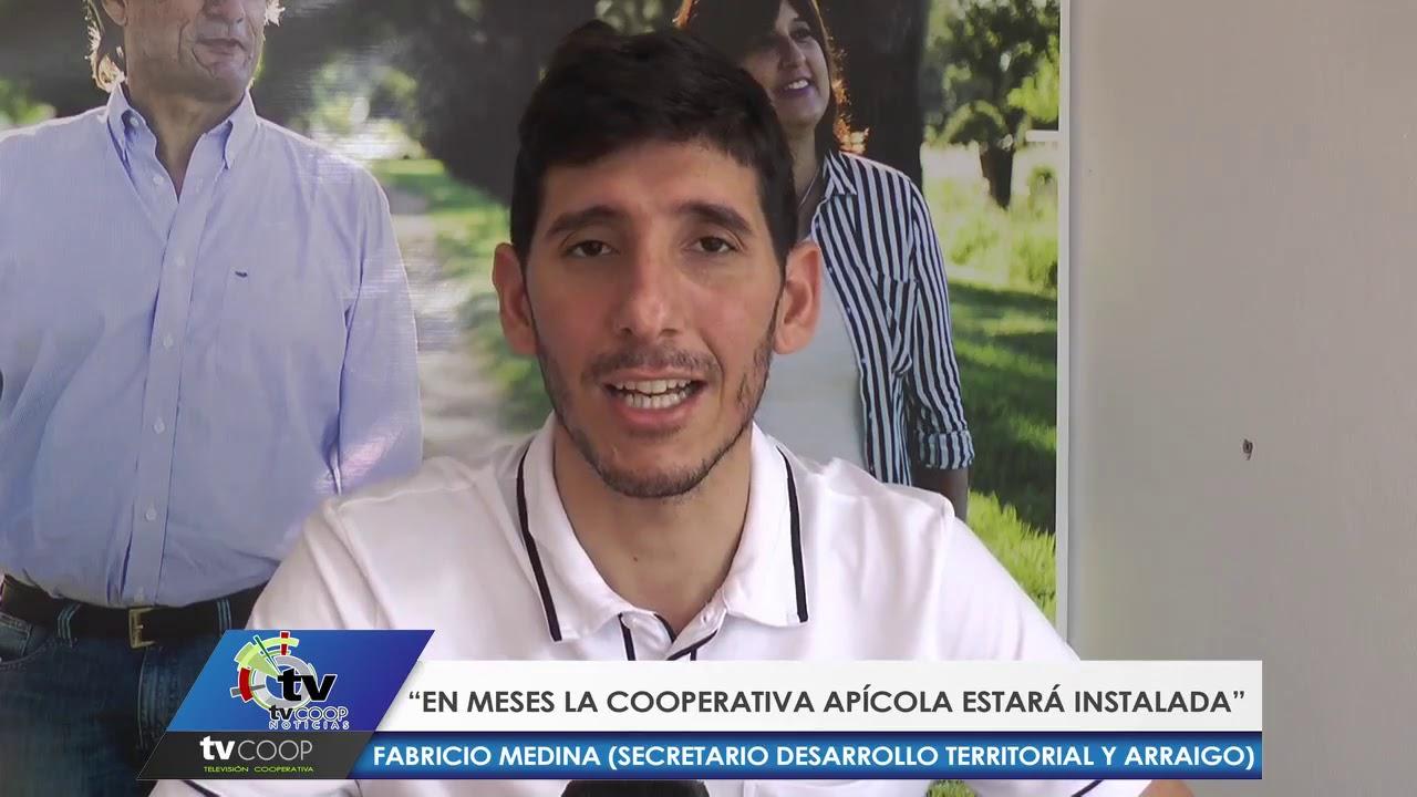 """""""En meses la cooperativa apícola estará instalada en San Guillermo"""""""