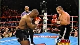 Mike Tyson KO Francois Botha 1999-01-16