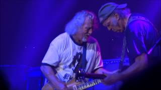 Neil Young & Crazy Horse ( Love to Burn ) @ The Marquee, Cork. 10-07-2014.