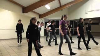 Choo Choo Cha Boogie line dance