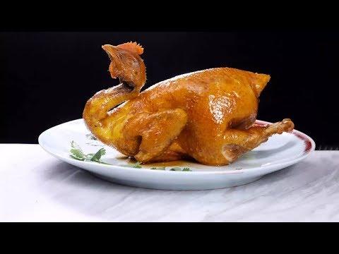 玫瑰豉油鸡,跟香港人学一招