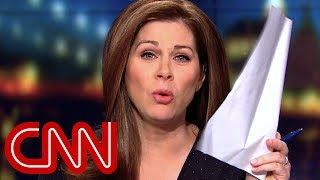 Erin Burnett scorches Trump's 'unpresidential' letter