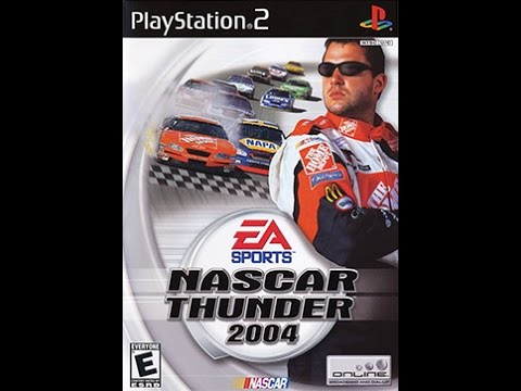 MAGNUM05's Friday Hot Lap - Episode 65 - NASCAR Thunder 2004