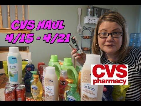 CVS HAUL 4/15 - 4/21 ~ Amazing Gain, Revlon, Softsoap DEALS & more!
