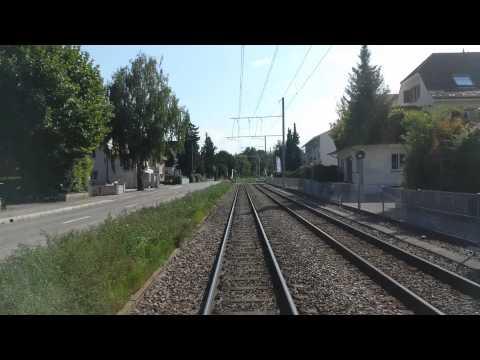 BLT-Tramlinie 11 [Aesch BL - Basel Bahnhof SBB]