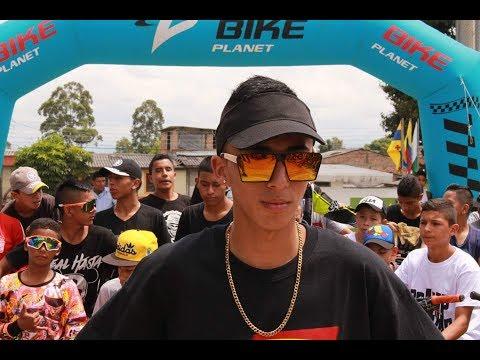 Crazy On The Bike - Hiztory En La Casa (Video Oficial)