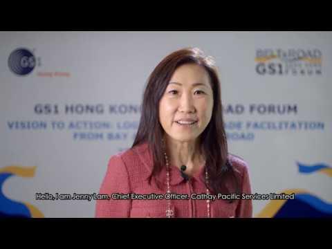 Belt & Road Forum 2018 - Mrs Jenny Lam