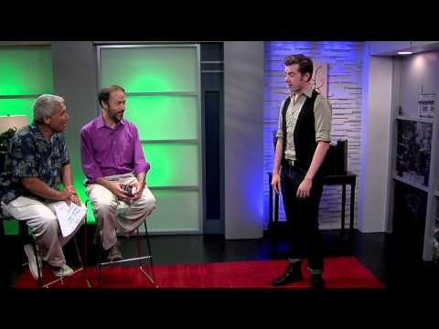 "Paul Pepper: Maples Rep Theatre, ""Big River"" (Performance)"