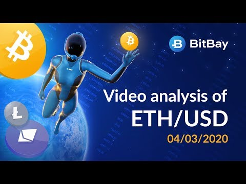 Ethereum Price Technical Analysis ETH/USD 04/03/2020 - BitBay