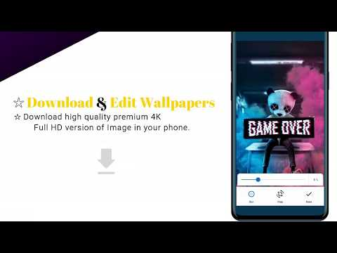 Ultimate Hd Wallpapers 4k Live Backgrounds Apps On Google Play