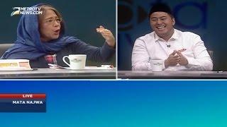 Mata Najwa - Pandji dengan Emmy Hafild Debat Soal Rumah DP Nol Rupiah