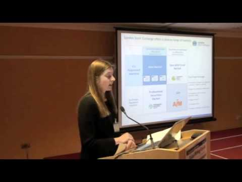 Global Mining Finance Precious Metals 2012 - Lucy Tarleton, London Stock Exchange
