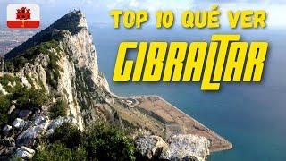 ¿GIBRALTAR debería ser ESPAÑOL o INGLÉS? 🇪🇸🤔🇬🇧+ 9 COSAS QUÉ VER