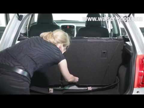 Montagevideo Walser Autositzbezüge CLIX III