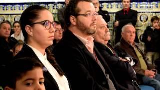 PRESENTACIÓN DEL CARTEL OFICIAL DE SEMANA SANTA 2016   LA CHICOTÁ