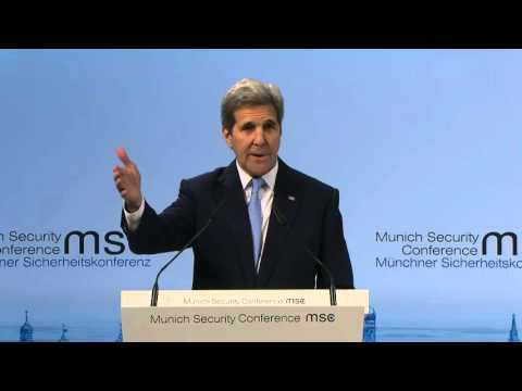 Statement By Secretary of State J.F Kerry On The Munich Security Conference 2016