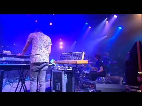Foals - Total Life Forever Live at Reading Festival 2010