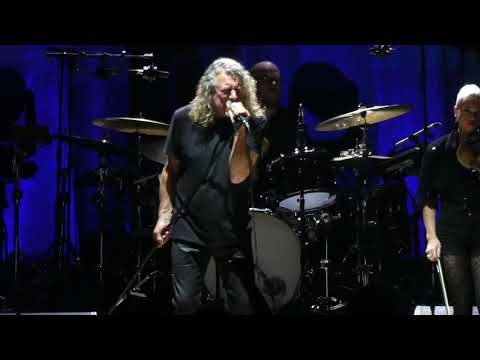 Crystal - WATCH:  Robert Plant Two Nights Ago In Philly
